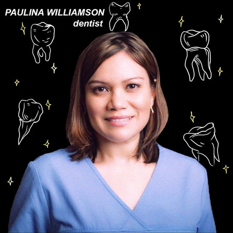 Paulina Williamson on Breaking Barriers to Share Smiles
