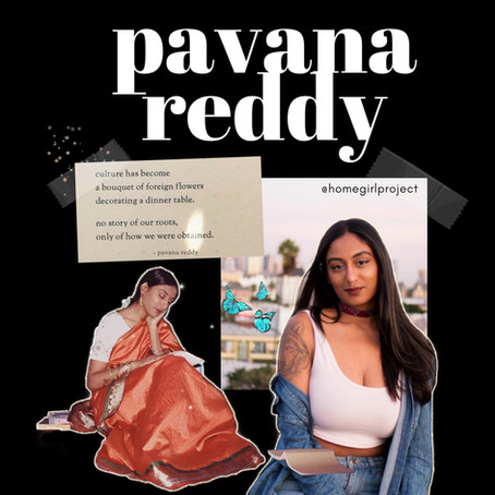 Pavana Reddy on Poeticizing Female Power