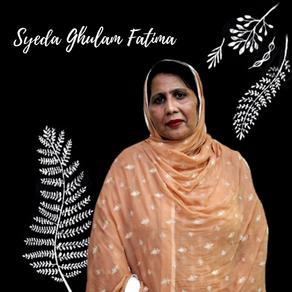 Syeda Ghulam Fatima on Battling Pakistan's Modern-Day Slavery