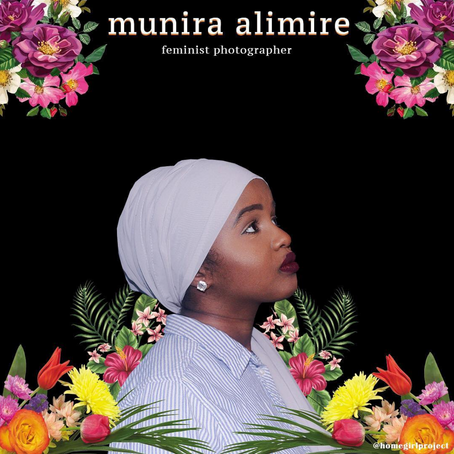 Munira Alimire on Female Empowerment and Gender Equality