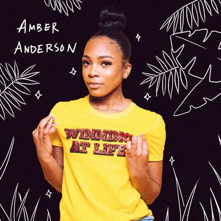 Amber Anderson on Mentorship for Black Youth