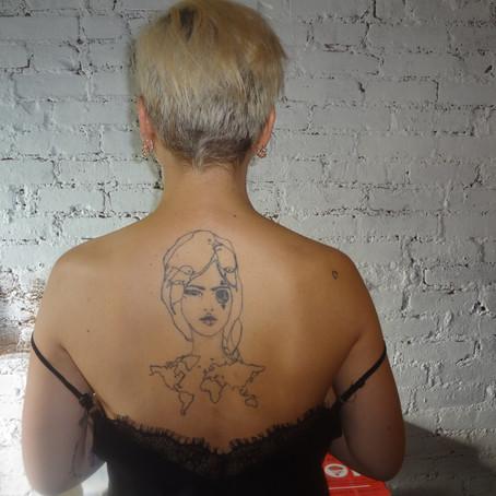 Interview: A Women-Centric Tattoo Artist in Her Own Words