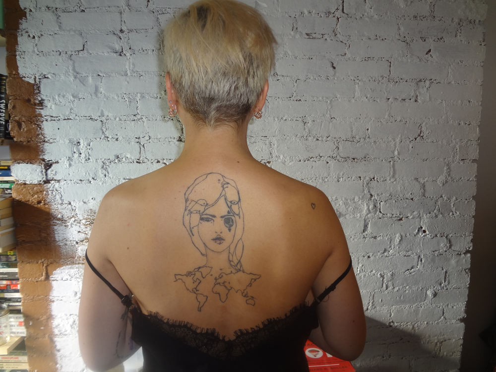 30f16e845 Interview: A Women-Centric Tattoo Artist in Her Own Words