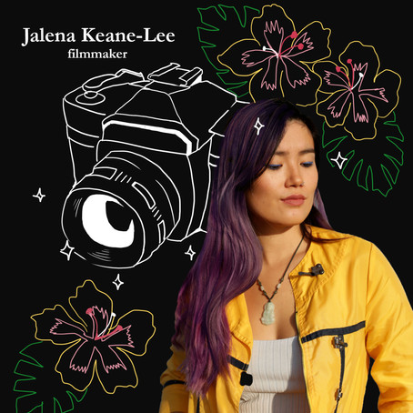 Jalena Keane-Lee on Redefining Womanhood Through Film