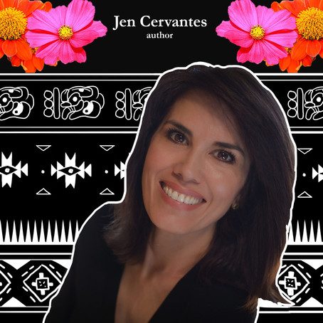 Jen Cervantes on Smashing Barriers in Kid's Lit
