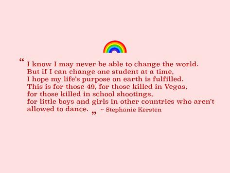 Interview: A Pulse Survivor in Her Own Words