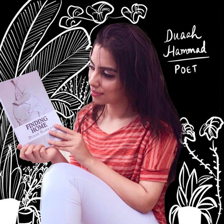 Duaah Hammad on Finding Her Home in Poetry