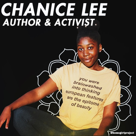 Chanice Lee on Black Girl Magic