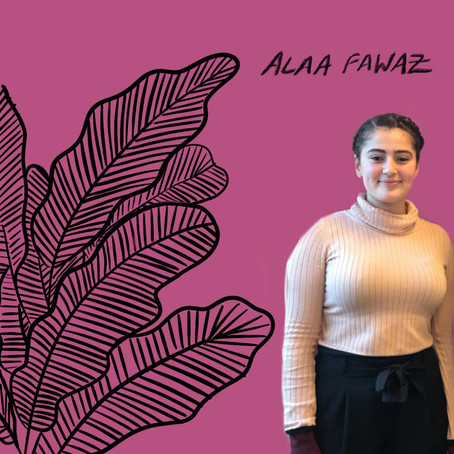 Alaa Fawaz on Championing Teenage Voters