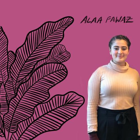 Alaa Fawaz on Championing Teenage Voters