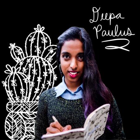 Deepa Paulus on Embracing Life's Color Through Art