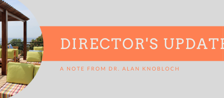 Director's Update: May 8th, 2020