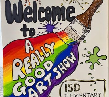 Elementary News: View the Elementary Art Show