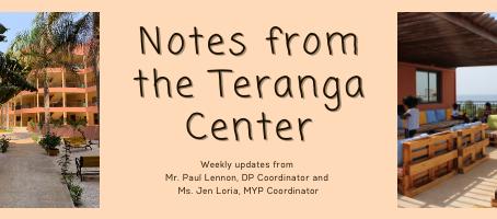 Notes from the Teranga Center: MYP Accreditation, DEI & DP Arts