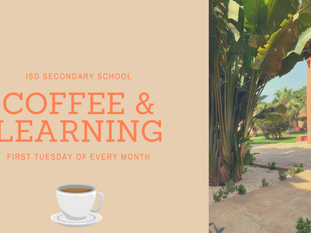 Secondary Parent Coffee & Learning