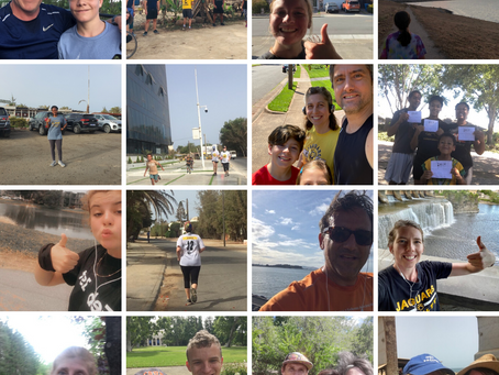 A Successful Virtual Community 5k!