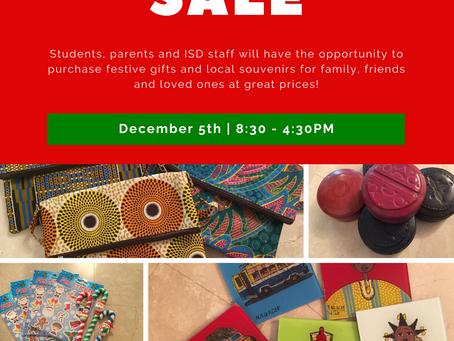 PTO News: Santa Sale