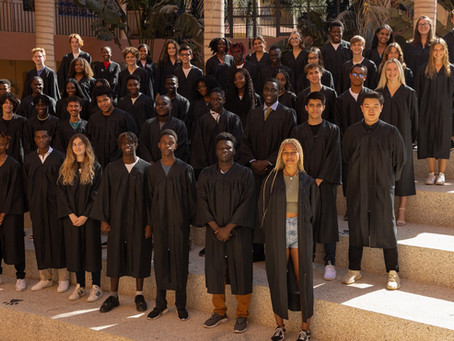 Notes from the Teranga Center: Looking Forward to Graduation
