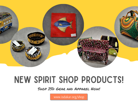 PTO News: New Spirit Shop Products!