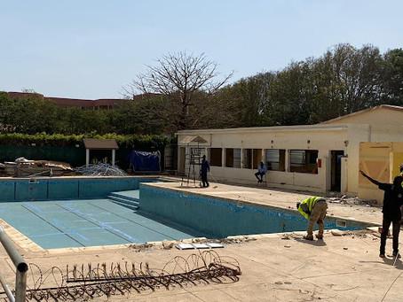 Director's Dispatch: Pool Update