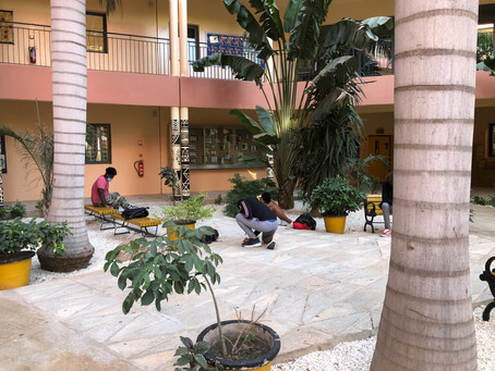 Notes from the Teranga Center: Activities Abound in Secondary