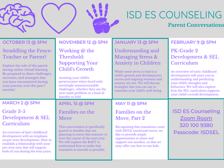 ES Counseling parent presentation