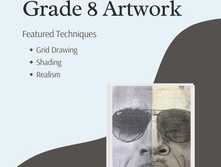 Secondary News: Grade 8 Artists