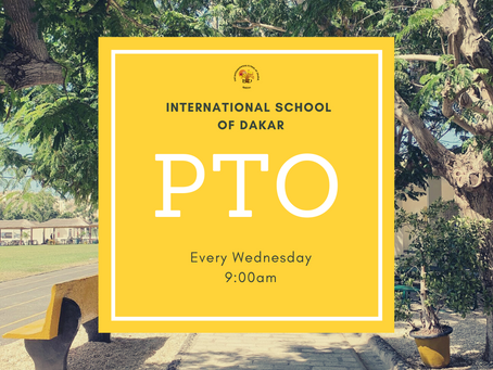 PTO News : Join Us Every Wednesday