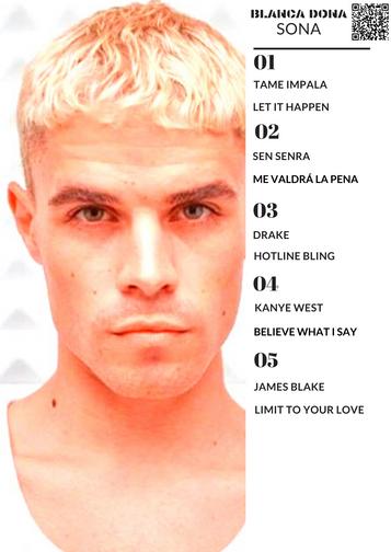 BLANCA DONA SONA 04/10 - 08/10