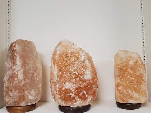 Himalayan Salt Rock Lamp