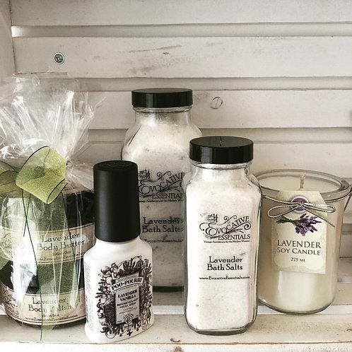 Bath Salts - Lavender