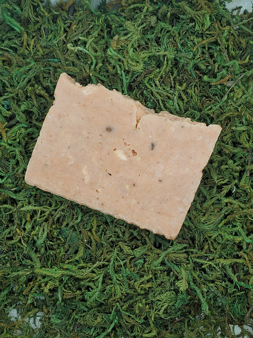 Himalayan Salt and Rose Clay Spa Soap