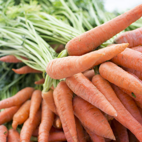 Carrots, Corn and Parsnip