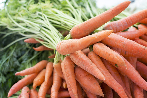 Loose Carrots (new season) 1Kg