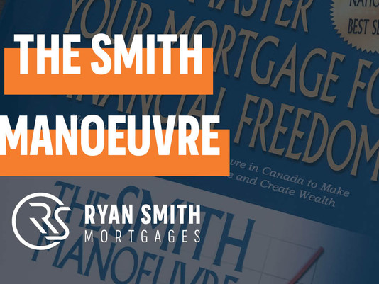 Why the Smith Manoeuvre?