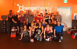 2019 Orange Theory Fundraiser