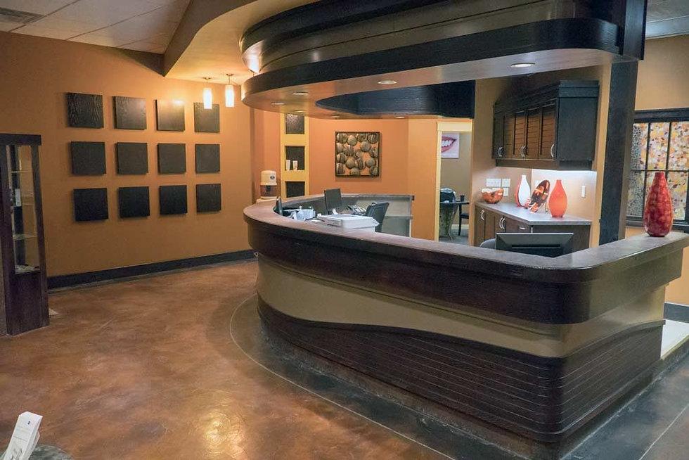 Midpark dental office