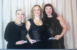 Edmonton Team awarded with Quantus Recognition Awards