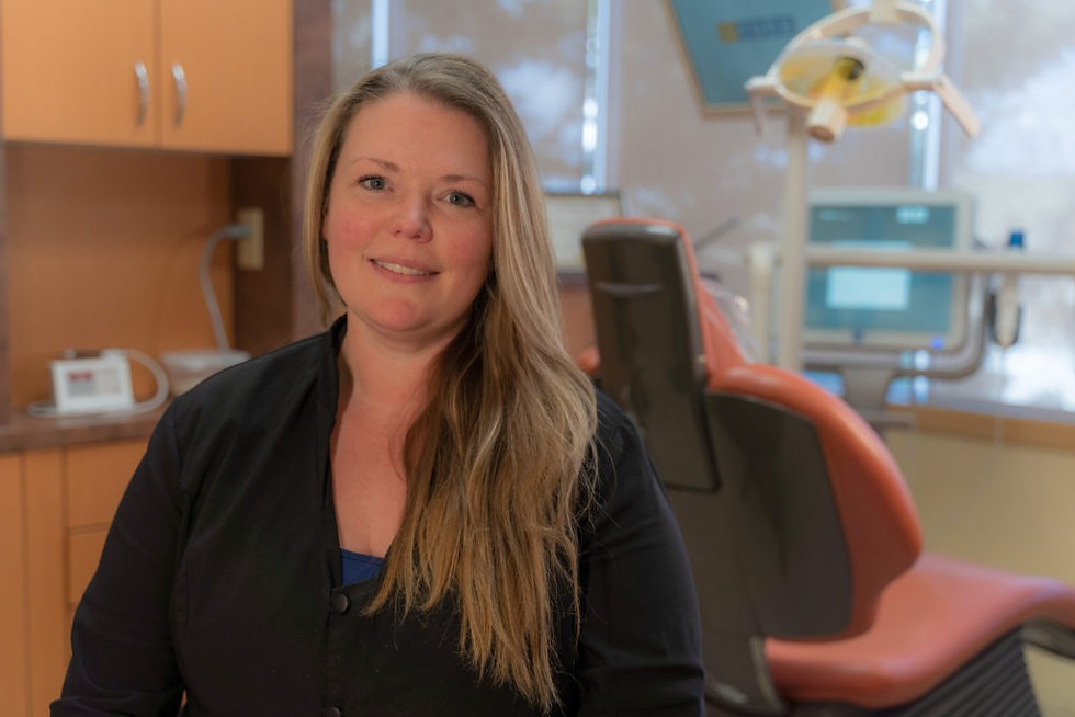 Midpark Dental, Dental Hygienist, Amber