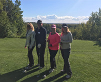 Quantus Team Golf Event