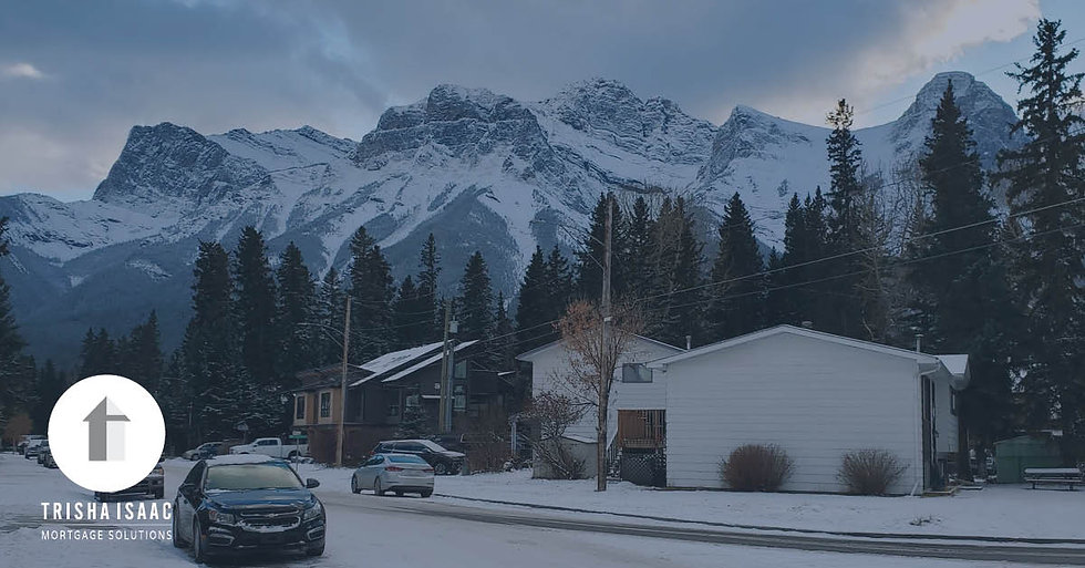 Canmore, A Place To Call Home