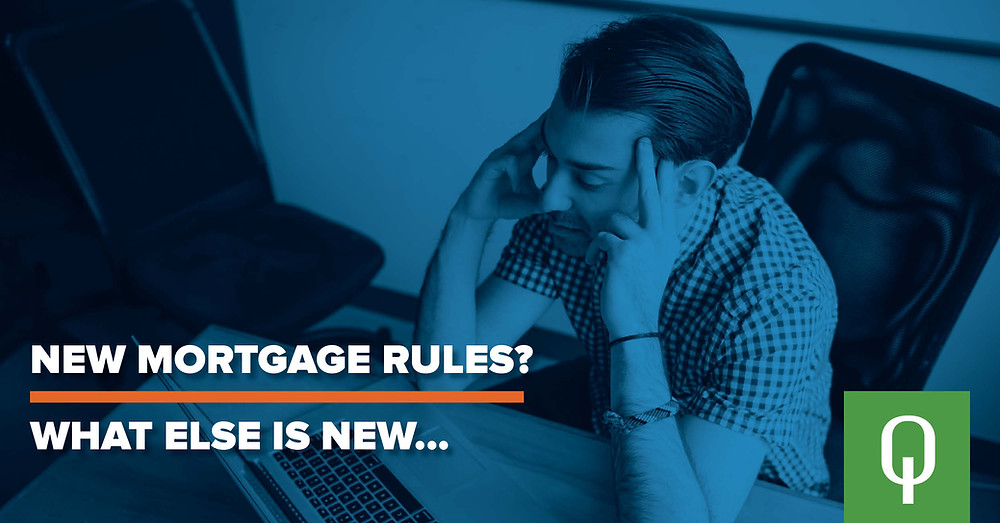 New Canadian Mortgage Rules | Stress Test | Quantus Mortgage Solutions