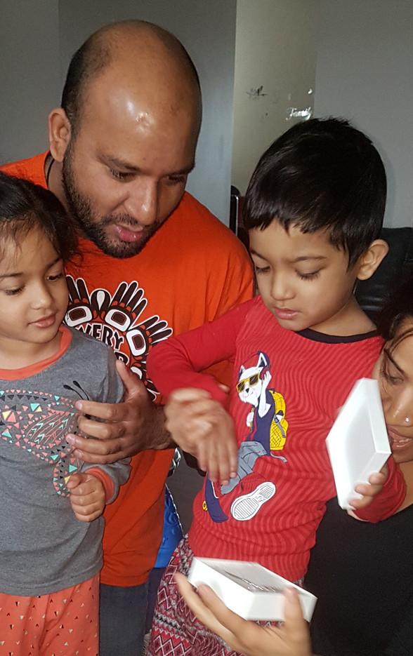 The Jaguri Family