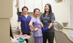 Dental hygienists at Horizon Dental