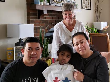 The Jardeleza Family