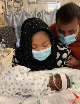 Honouring Baby Akram