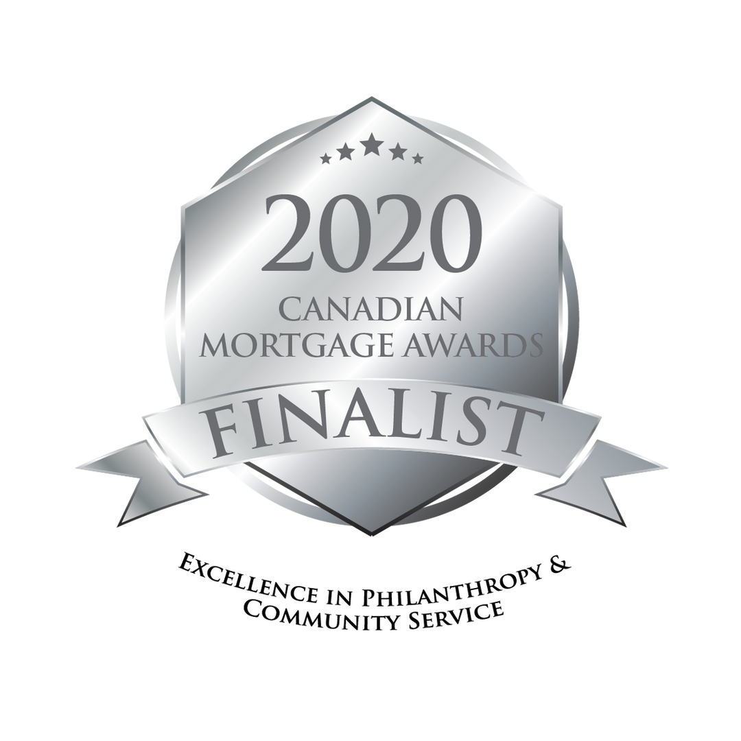 Canadian Mortgage Awards 2020 Finalist