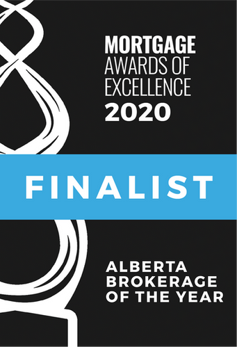 Mortgage Awards of Excellence 2020 Finalist