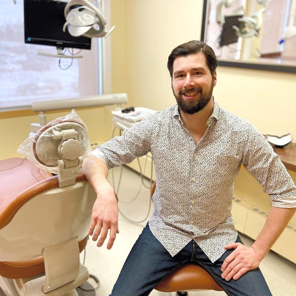 Midpark Dental, Dental Hygienist, John