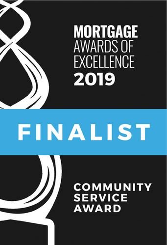 Mortgage Awards of Excellence 2019 Finalist